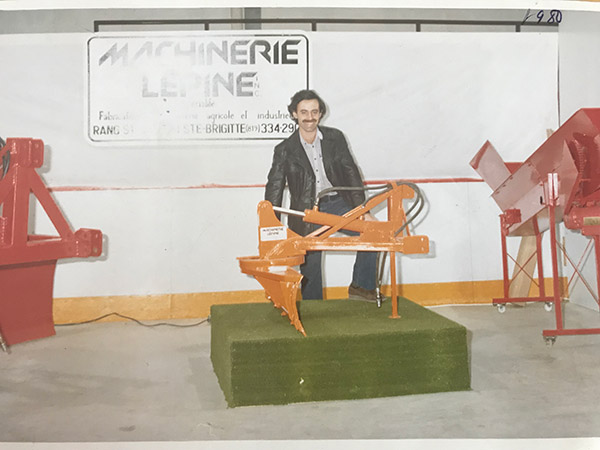 1976 machinerie lépine